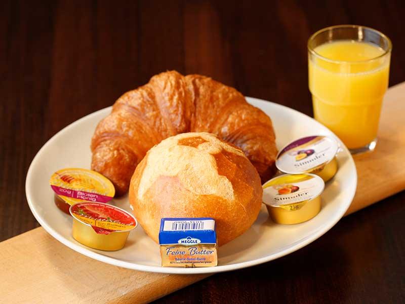 Frühstück bei Hasi - Bäckerei mit Herz